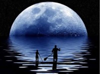 Full Moon Paddling Experience