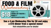 Food & Film Wednesday