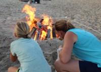 Wednesday Night Bonfires on Dewey Beach