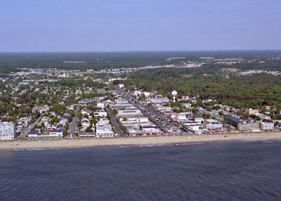 Rehoboth Beach.  Photo Credit: Fred Stocker.