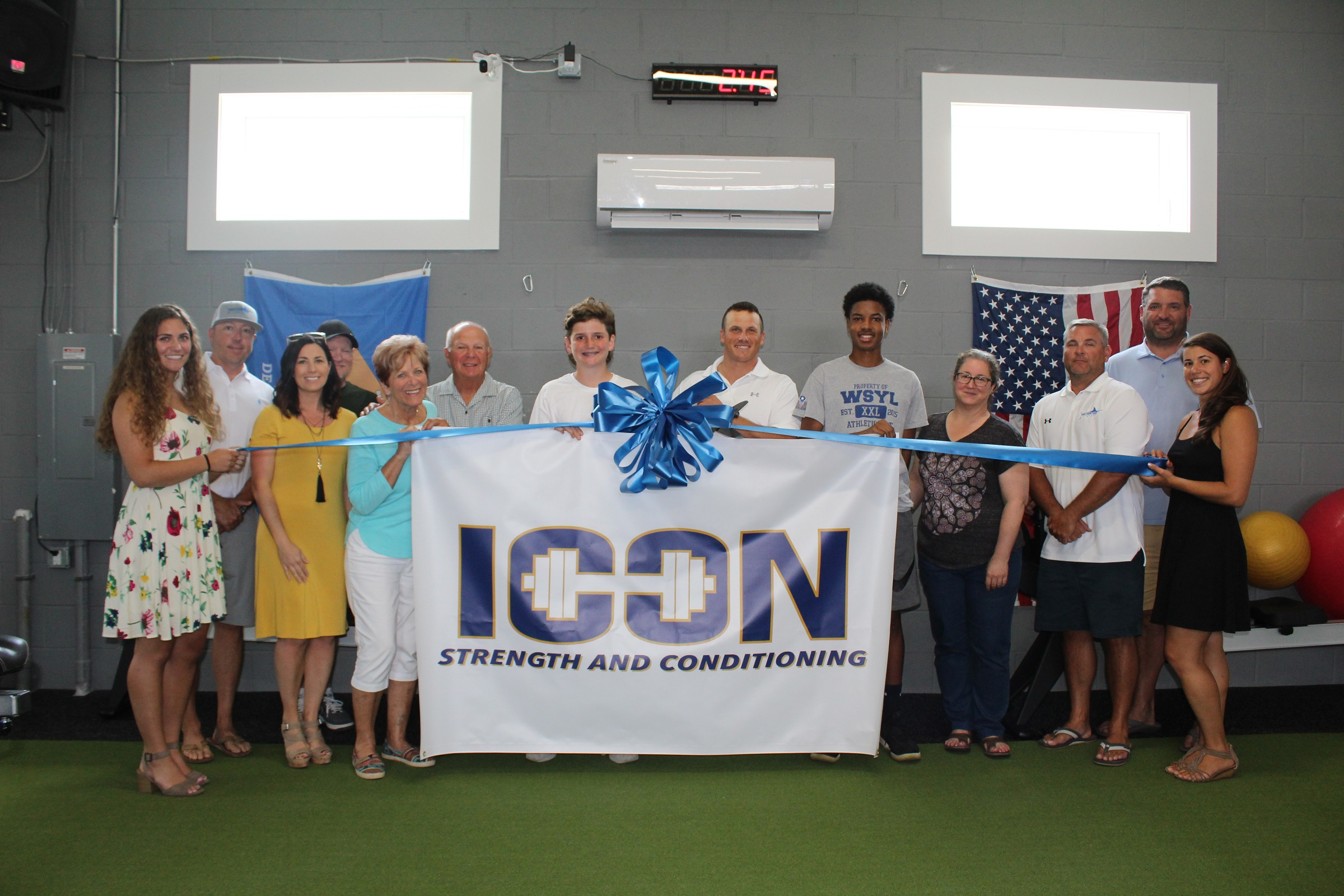 Icon Strength and Conditioning