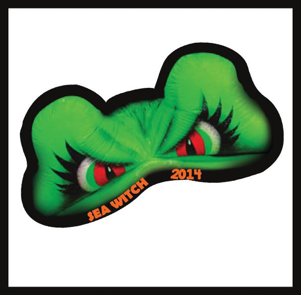 2014 Sea Witch® Festival Event Pin - 25th Anniversary