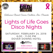 DBCC's Lights of Life Goes Disco Nights