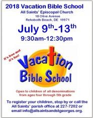 Vacation Bible School