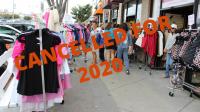 ** Cancelled** 37th Annual Spring Sidewalk Sale