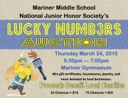 Lucky Numbers Auction - Rehoboth Beach Resort Area