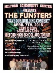 "The Funsters ""Save Our Building Concert"""