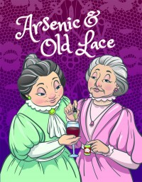 Possum Point Players' ARSENIC AND OLD LACE Comedy Auditions