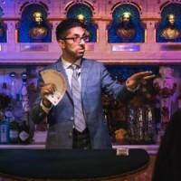 Dickens Parlour Theatre Presents: David Gabbay