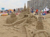 Sandcastle & Sculpture Contest
