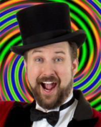 Dickens Parlour Theatre Presents: Dave Cox, August 7th - 12th!