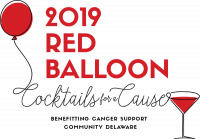 2019 Red Balloon Cocktails for a Cause