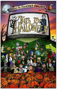 This Is Halloween Outdoor Movie Event