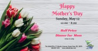 Mother's Day @ The Salted Rim
