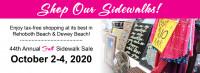 44th Annual Fall Sidewalk Sale