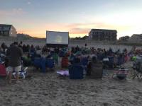 Monday Night Movies on Dewey Beach