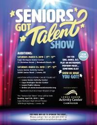 Seniors Got Talent Show