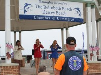 4th Annual Beach Goes Red, White & Blue