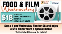 Food & Film Wednesday