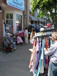 34th Annual Spring Sidewalk Sale
