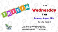 TRIVIA! - The Salted Rim Margarita Bar & Grille