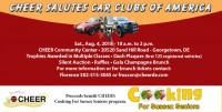 8th Annual CHEER Car, Truck & Bike Show