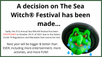 31st Annual Sea Witch® Festival - POSTPONED TO 2021