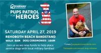 Pups Patrol for Heroes