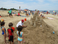 41st Annual Sandcastle Contest