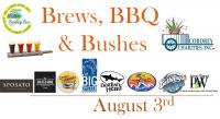 Brews, BBQ & Bushes
