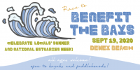 RACE TO BENEFIT THE BAYS