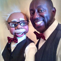 Comedy Ventriloquist to Open Dickens Parlor Theatre