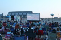 Monday Night Movies on Dewey Beach