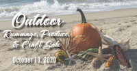 Outdoor Rummage, Produce & Craft Sale