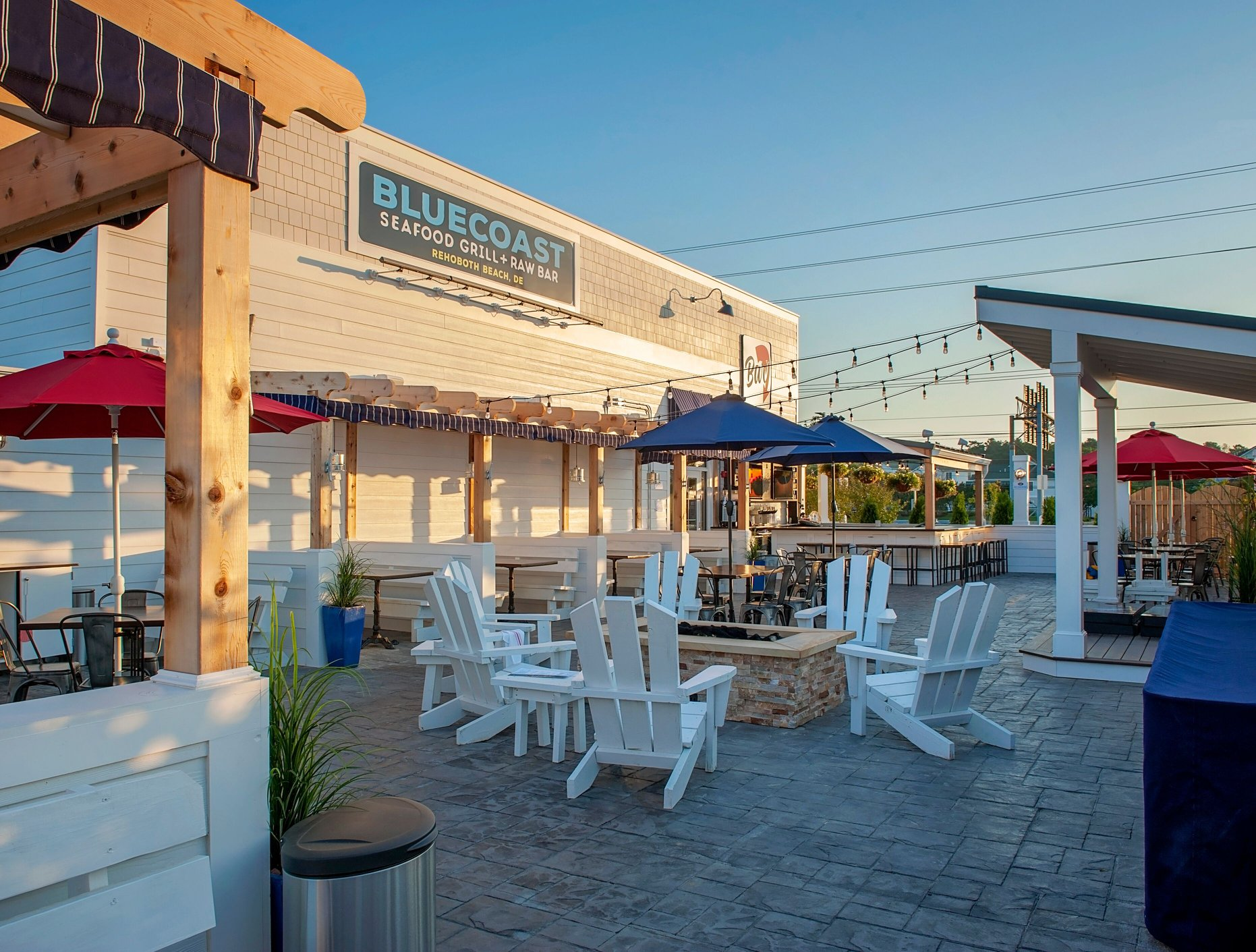 Bluecoast Seafood Kitchen & Bar, Rehoboth Beach