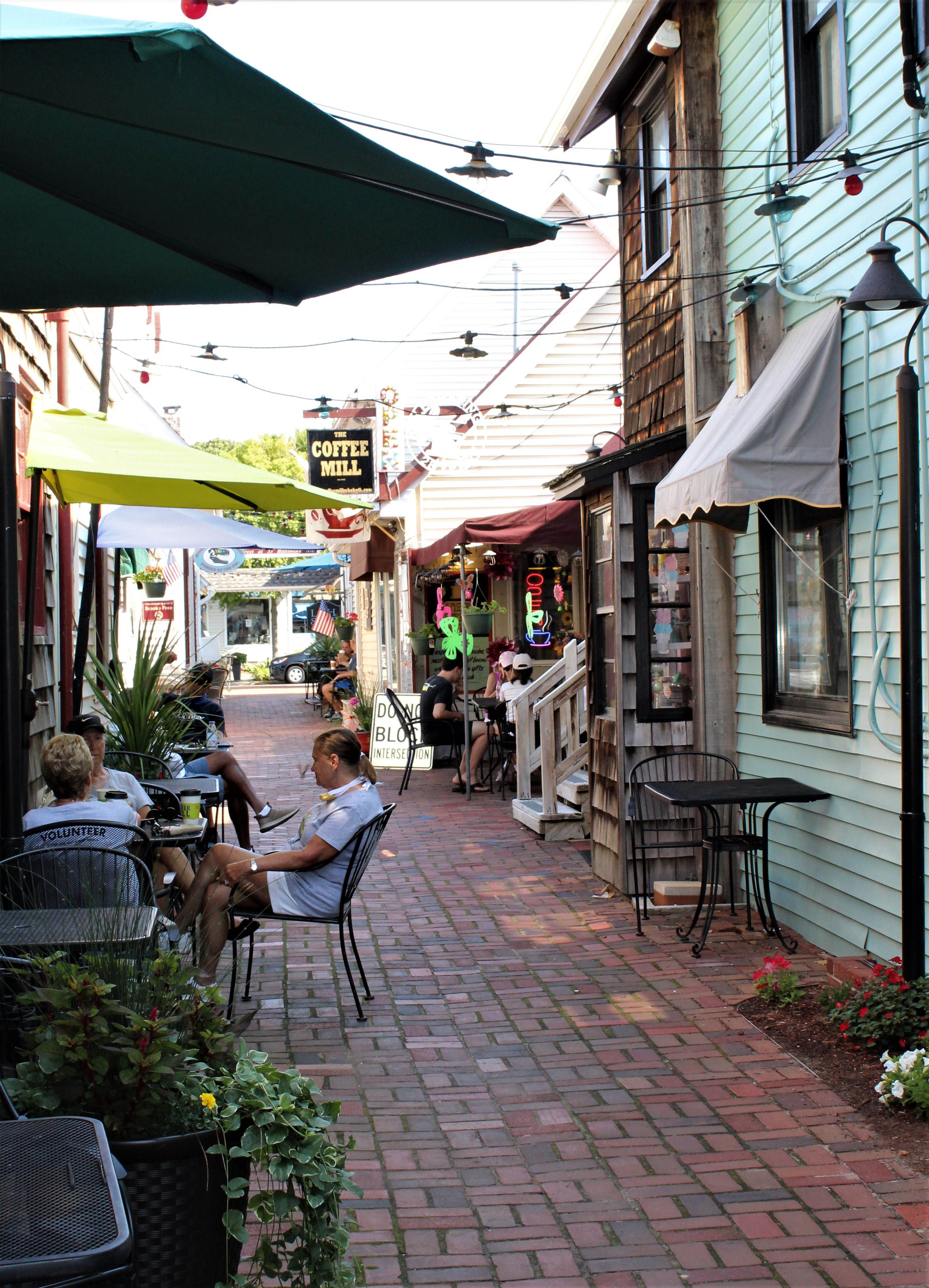 The Coffee Mill, Downtown Rehoboth Beach