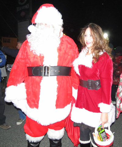 Dewey Beach Tree Lighting