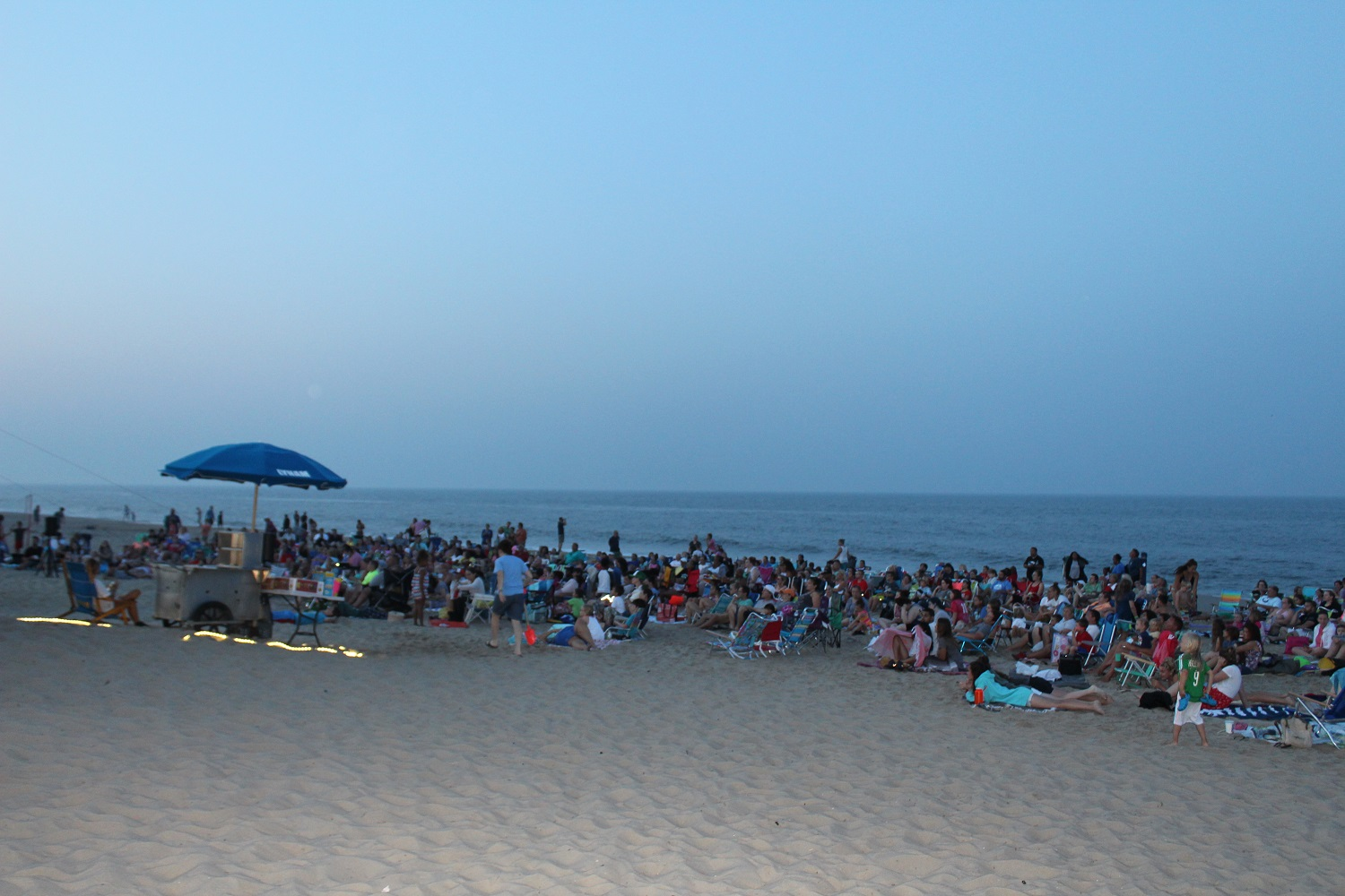 2018 Dewey Beach Movie Night