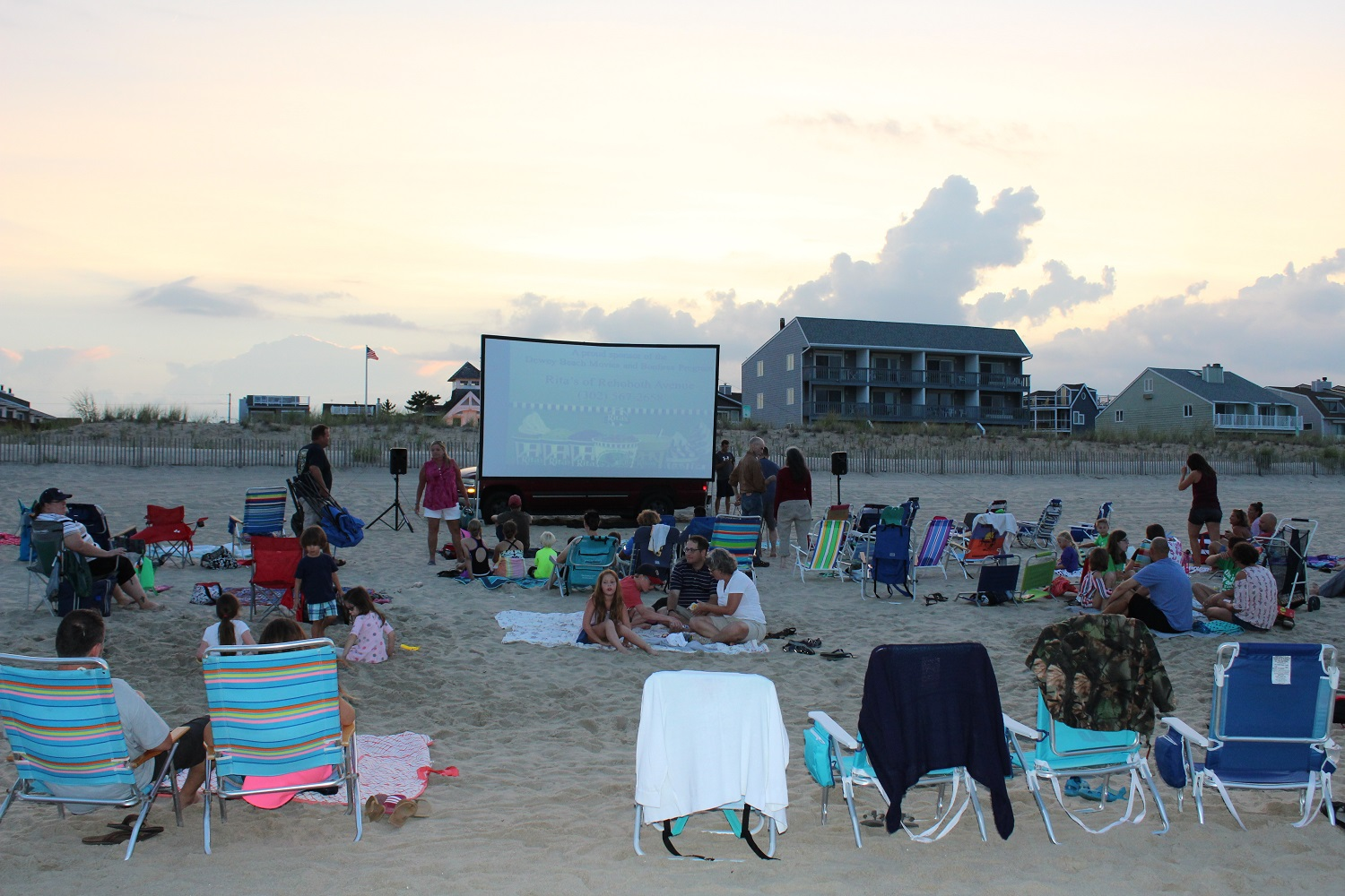 2018 Dewey Beach Movie Night - Coco
