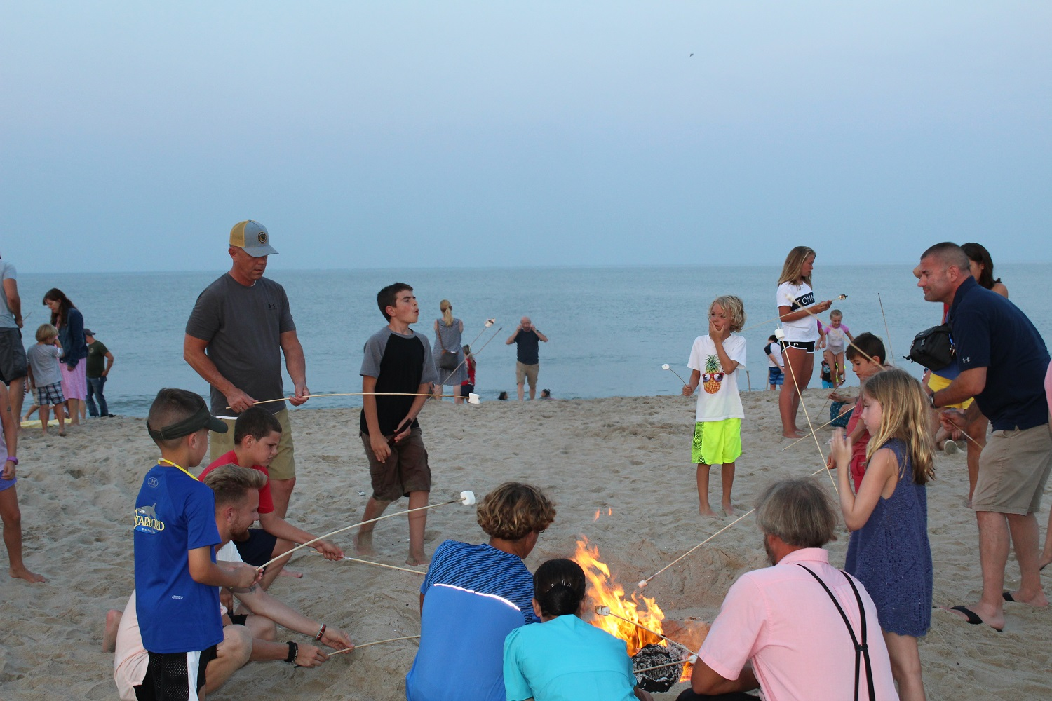 2018 Dewey Beach Bonfire