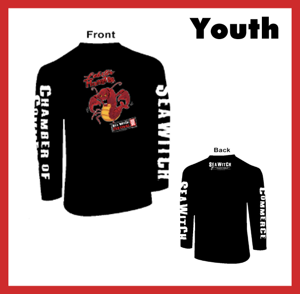 2020 Sea Witch® Youth T-Shirt