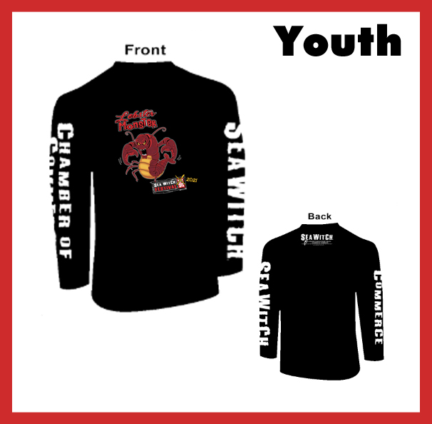 2021 Sea Witch® Youth T-Shirt