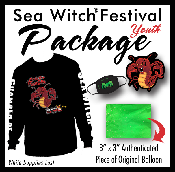 Sea Witch® Festival Sponsorship Package Youth