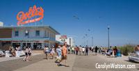 Rehoboth Beach Boardwalk Photo Credit Carolynwatson Web