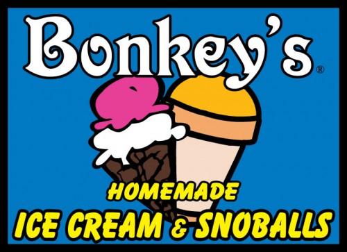 Bonkey's Ice Cream & Snoballs