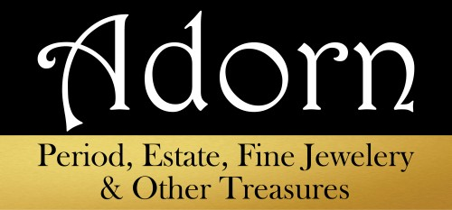 Adorn Period, Fine, Estate Jewelry & Treasures