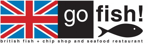 go fish! - a british fish + chip shop and seafood restaurant