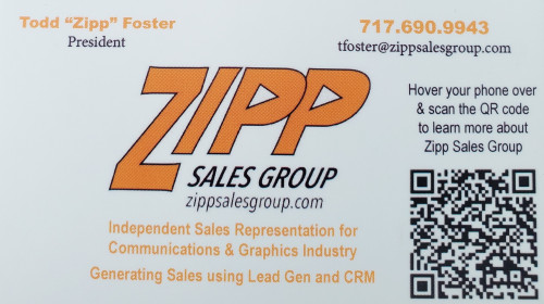 Zipp Sales Group